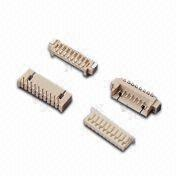 1.25mm Disconnectable PCB Connectors with 1A Current Rating and Crimp Style from Chyao Shiunn Electronic Industrial Ltd