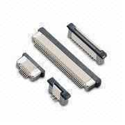 0.50mm/0.020-inch ZiF/SMT Connectors with 50V AC/DC Voltage Rating from Chyao Shiunn Electronic Industrial Ltd