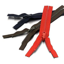 Plastic Zippers from Taiwan