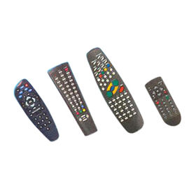 Custom-Made Remote Controls from Taiwan