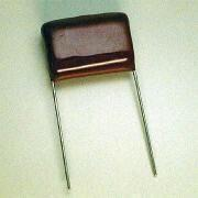 Mini Metallized Polyester Film Capacitor from Taiwan