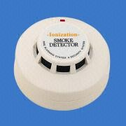 Ionization Smoke Detector from Taiwan