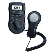 LUX and fc Light Meter Calibrated to Standard Shenzhen Everbest Machinery Industry Co. Ltd