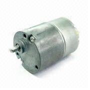 Geared Motor from China (mainland)