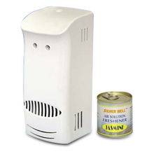 ABS Air Freshener Dispenser with Refill, Measuring 24.5 x 11.2 x 9.5cm from Harvest Cosmetic Industry Co Ltd