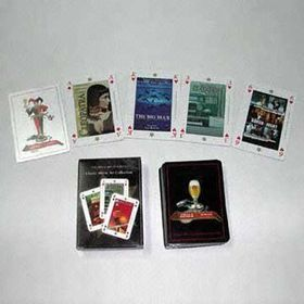 Poker Size Playing Cards Can be Printed from Taiwan