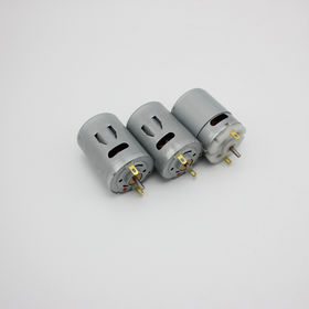 Stamped Metal Brush DC Motor/Carbon Brush DC Motor,Custom-made