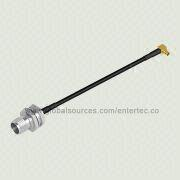 Male to Female RF Coaxial Cable from  EnterTec Technology Inc.