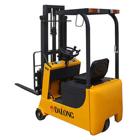 500kg Capacity Electric Forklift from  Wuxi Dalong Electric Machinery Co. Ltd