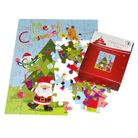 Christmas Puzzle from  Kinlux Industrial Corporation