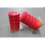 China Polyurethane Buffer DZH-A-12 Straight Ladder Elevator Service Lift Cargo Lift Meal ladder
