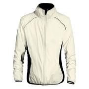 Functional cycling jacket lightweight from  Fuzhou H&f Garment Co.,LTD