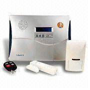 Wireless Security System from  Scientech Electronics Co Ltd