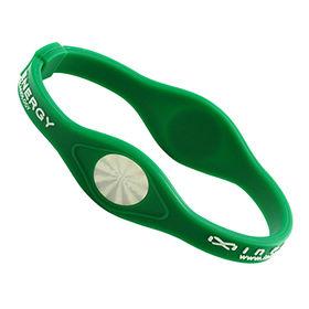 Silicone Bracelets from  Wenzhou Start Co. Ltd