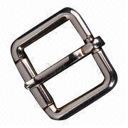 Brass belt buckle from  Dongguan Besda Hardware Products Co. Ltd
