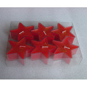 Star candle from  Qingdao Starship International Industrial Co. Ltd