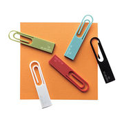 Mini Round Paperclip USB Flash Drive from  Shenzhen Sinway Technology Co. Ltd