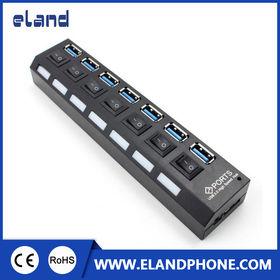 USB 3.0 7-ports hub from  Elandphone Electronic Co. Ltd