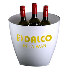 Champagne and Wine Cooler Bucket from  Dalco H.J. Co Ltd