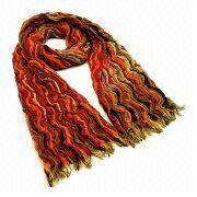 Polyester Scarf from  Meimei Fashion Garment Co. Ltd