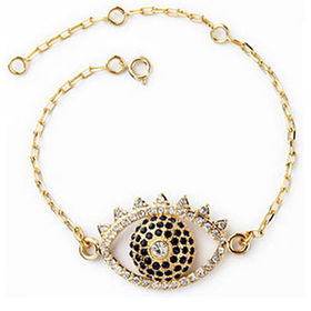 Fashion Crystal Bracelets from  Chanch Accessories International Co. Ltd