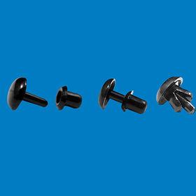 Push rivet from  Ganzhou Heying Universal Parts Co.,Ltd