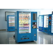 China Single cabinet advertising screen vending machine