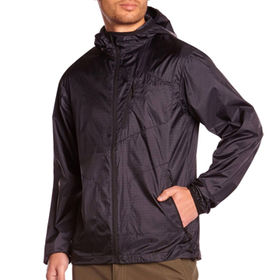 Men's Windbreaker from  Fuzhou H&f Garment Co.,LTD