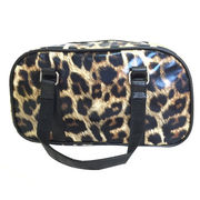 Leopard print cosmetic bags from  SHANGHAI PROMO COMPANY LIMITED
