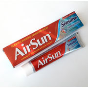 China AirSun Sensitive Relief Functional Toothpaste