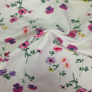 Printed Cotton Spandex French Terry Fabric from  Suzhou Best Forest Import and Export Co. Ltd