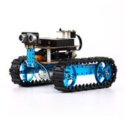 China Starter robot kit, it takes you step-by-step on learning robotics, electronics and programming