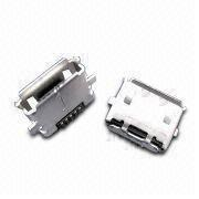 Micro USB Female Connector from  Morethanall Co. Ltd