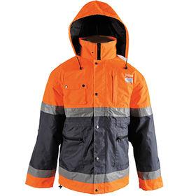Padded Jacket from  Zhejiang Yinguang Reflecting Material Manufacturing Co. Ltd