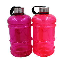 2.2L water bottle for fitness pet material from  Fuzhou King Gifts Co. Ltd