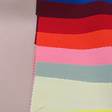 Polyester blended twill dyed fabric from  Hangzhou Tongjun Trading Co., Ltd.