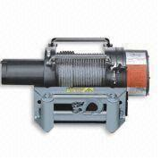 12V DC Electric Winch from  Bada Mechanical & Electrical Co. Ltd