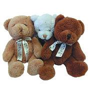 Plush bear toys from  Anhui Light Industries International Co. Ltd
