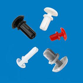 Plastic standard nylon rivet fastener from  Ganzhou Heying Universal Parts Co.,Ltd