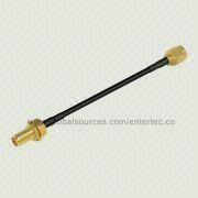 RF Coaxial Cable Adapter from  EnterTec Technology Inc.