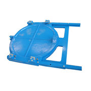 Ductile Iron Penstock from  Shanxi Solid Industrial Co.,Ltd.