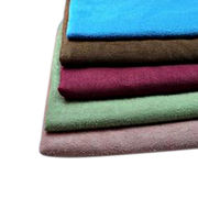 Four way stretch warp knit suede fabrics from  Suzhou Best Forest Import and Export Co. Ltd
