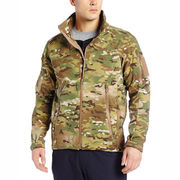 Men's softshell fabric tactical jacket from  Fuzhou H&f Garment Co.,LTD