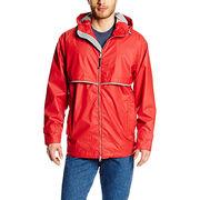 Outdoor jackets raincoat from  Fuzhou H&f Garment Co.,LTD