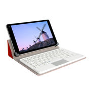 Bluetooth keyboard case for tablet PC from  Shenzhen DZH Industrial Co. Ltd
