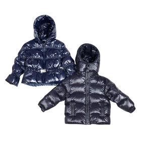 Boys' padded jacket from  Qingdao Classic Landy Garments Co. Ltd