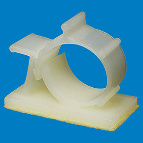 Plastic Injection Wire Mount from  Ganzhou Heying Universal Parts Co.,Ltd