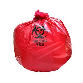 Drawstring Medical Waste Bag from  Everfaith International (Shanghai) Co. Ltd