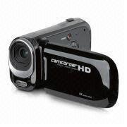 China Digital Video Camera with 2.4-inch Touch Panel and AVI Video File Format, Sized 114 x 41 x 60mm