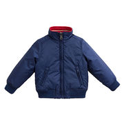 Winter padded reversible jackets from  Fuzhou H&f Garment Co.,LTD
